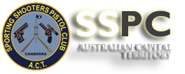 Welcome to SSPCACT.org.au - Your home of Sporting Pistol Shooting in the ACT  Sporting Shooters Pistol Club ACT